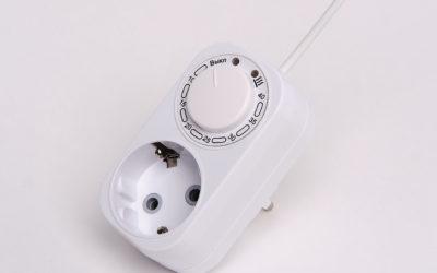 Терморегулятор в розетку — Модель ТР-33